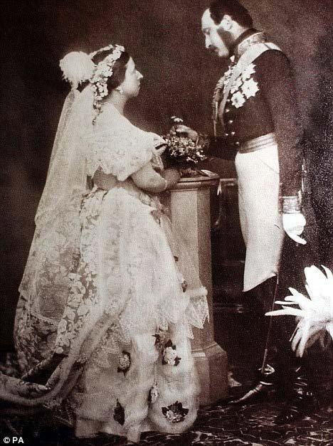 Vittoria e Alberto di Sassonia