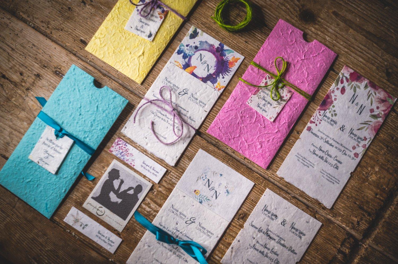Partecipazioni Matrimonio Udine.Partecipazioni Fotoimpronte Art Studio